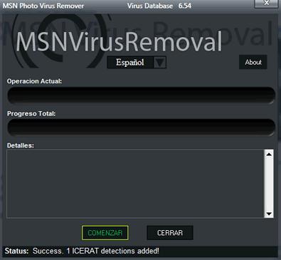 virusmessengerfotos