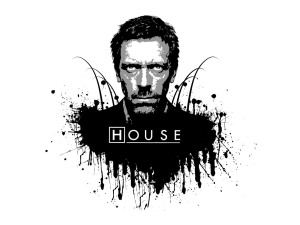 House_MD___black_and_white_by_Melwasul
